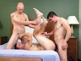Joey Shawn Ricky 3 Way Part2