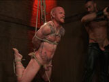 Gay Porn from boundgods - Brock-Rustin-And-Spencer-Reed