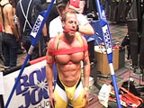 Derek Pain At IML