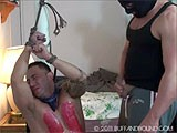 Vic-Scorp-Water-Sport - Gay Porn - buffandbound