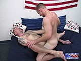 Gay Porn from AllAmericanHeroes - Firefighter-Tears-Up-Marine