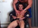 James-Reveal-Bound - Gay Porn - buffandbound