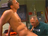 Gay Porn from StrongMen - Muscle-Sucking-Cocks