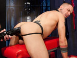 Gay Porn from ClubInfernoDungeon - Morgan-Black-And-Cylus-Kohan