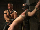 Gay Porn from boundgods - Adam-Herst-And-Patrick-Rouge