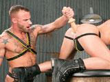 Gay Porn from ClubInfernoDungeon - Derek-Parker-And-Jr-Bronson
