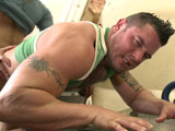 Gay Porn from outinpublic - Muscle-Stud-Fucks-Bareback-Part-3