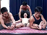 Gay Porn from LaughingAsians - Gang-Tickling-Vahn