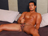 Gay Porn from CollegeDudes - Jaime-Cortez-Busts-A-Nut