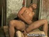 From Rawpapi - Sexy-Cowboy-Papis-Assfucking