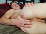 Gay Porn from CollegeDudes - Eric-Huston-Busts-A-Nut