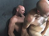 Gay Porn from RawAndRough - Post-cum-Fucking