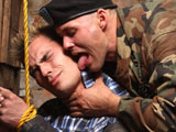 Gay Porn from gaywargames - Helpless-Episode-01