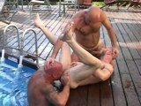 Gay Porn from BearBoxxx - Pool-Bears-Party