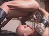 Gay Porn from Darkroom - Deep-Raw-Double-Fisting