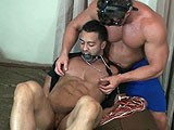 Gay Porn from mission4muscle - Titian-Hog-Tie